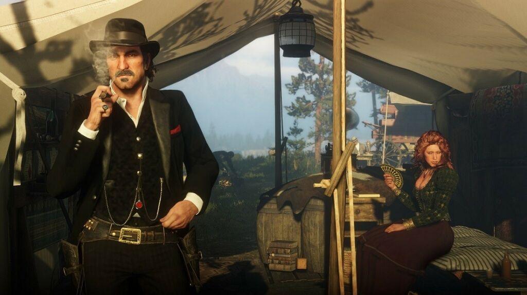 Gameplay and plot for Red Dead Redemption 3