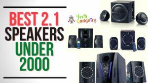 best 2.1 speakers under 2000 in india