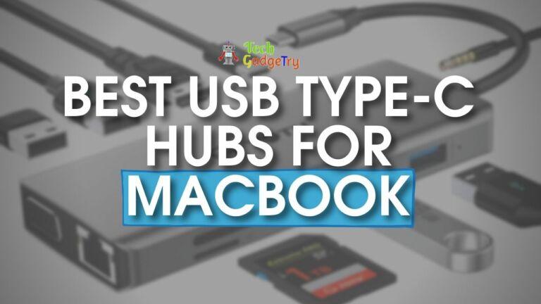 Best USB 3.1 hubs