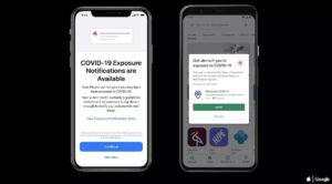 Apple Google begin rolling out Covid19 exposure notifications
