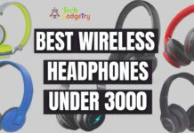 BEST WIRELESS HEADPHONES under 3000 in india