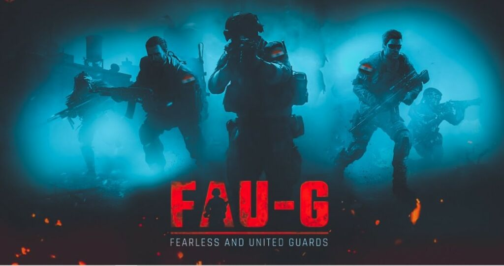 Faug Game Apk download in india
