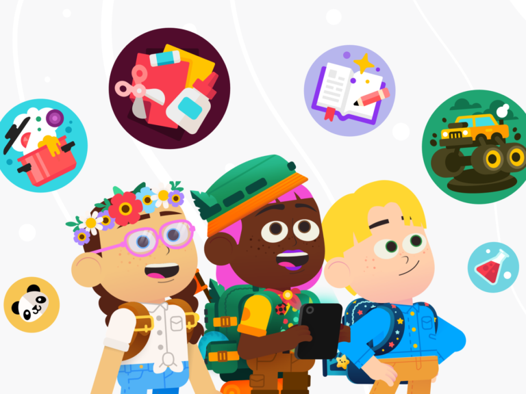 Google kids space mode launch for android tablets and smartphones