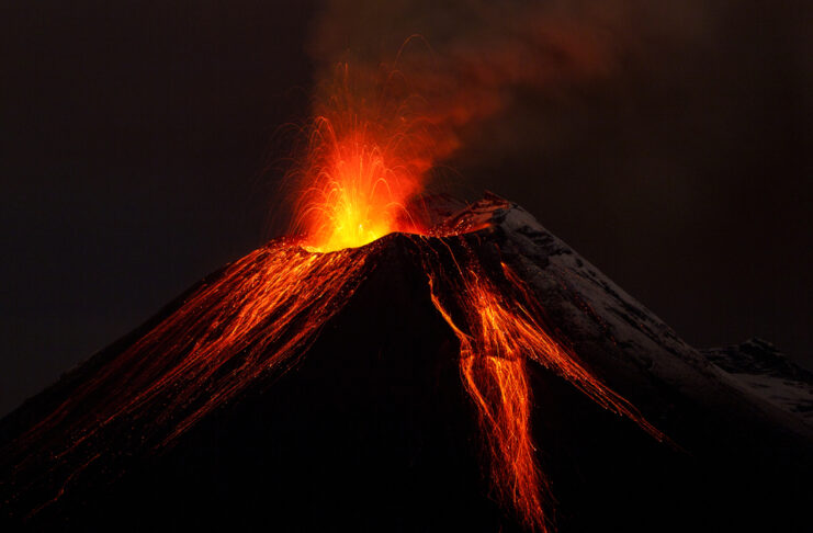 Harvard scientists' research trace the role of Volcanic eruption in changing human history
