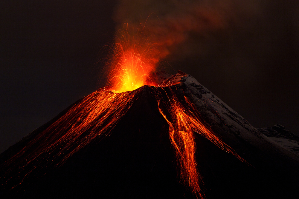 Harvard researchers found the role of Volcano in changing human history