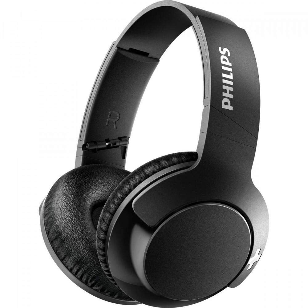 Philips Bass+ Bluetooth Headset SHB3175BK with Mic Best wireless headphones under 3000 in India 2020