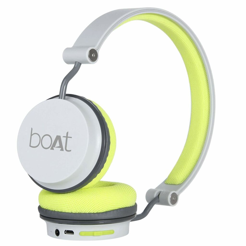 boAt Rockerz 400 Bluetooth Headphone with Super Extra Bass