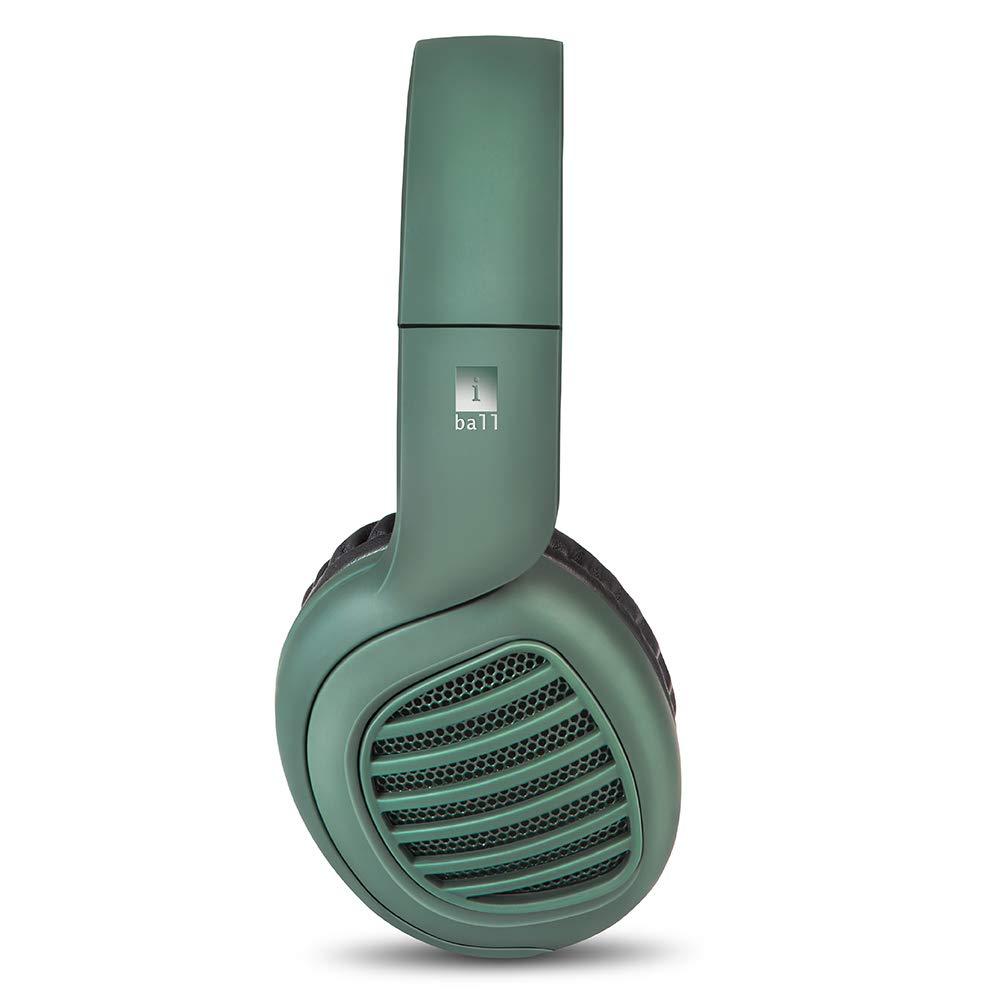 iBall Decibel Bluetooth 5.0 Headphones