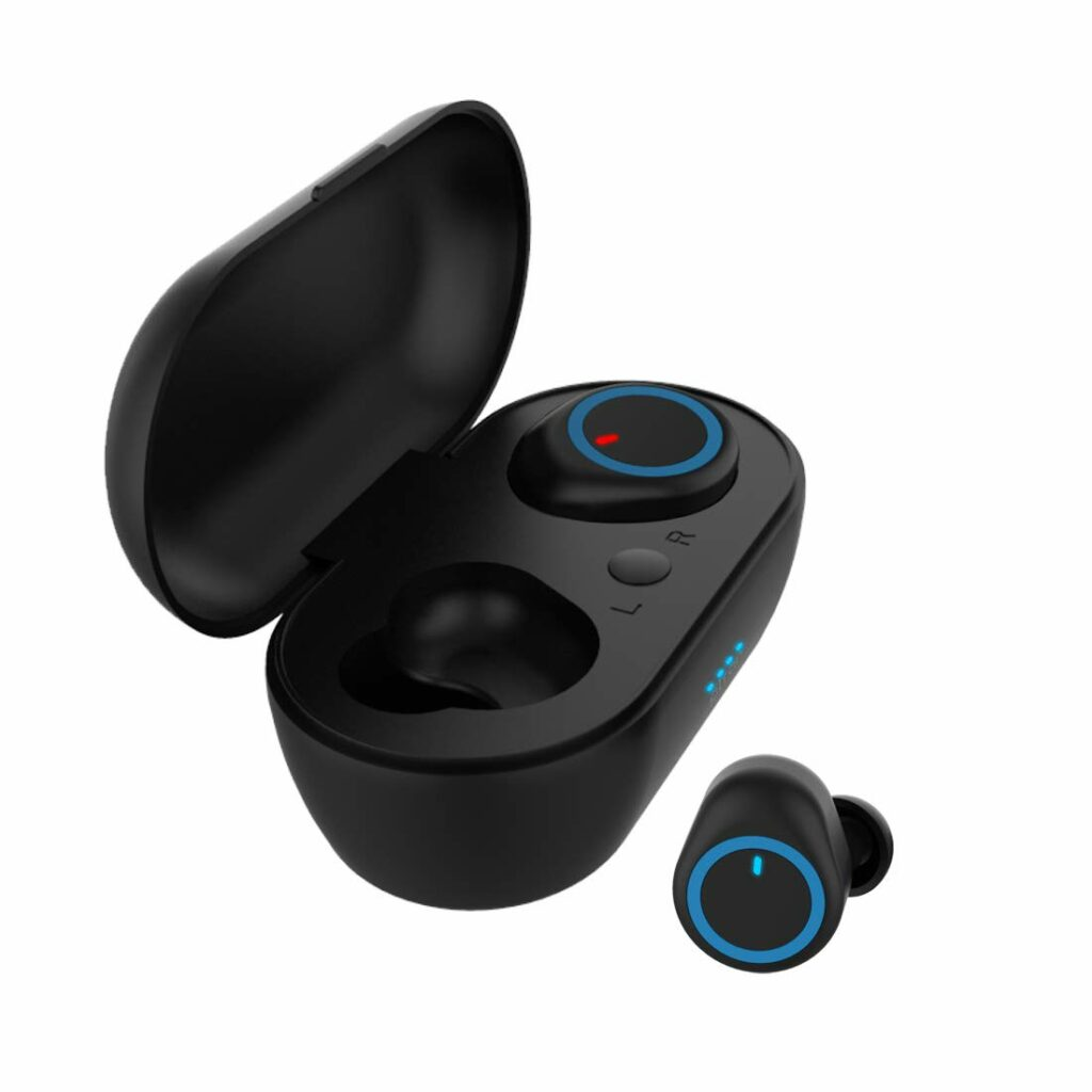 pTron Bassbuds V2 in-Ear True Wireless Headphones