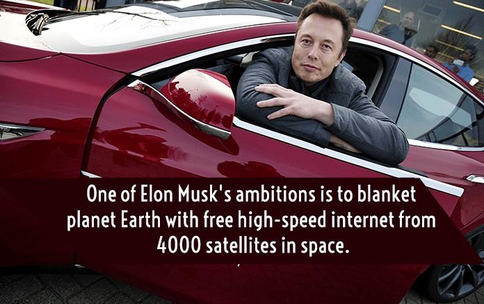Elon Musk ambitions