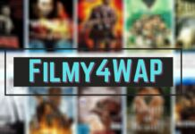Filmy4wap website cover