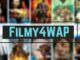 Filmy4wap website cover
