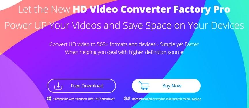 HD Video Convertor Factory