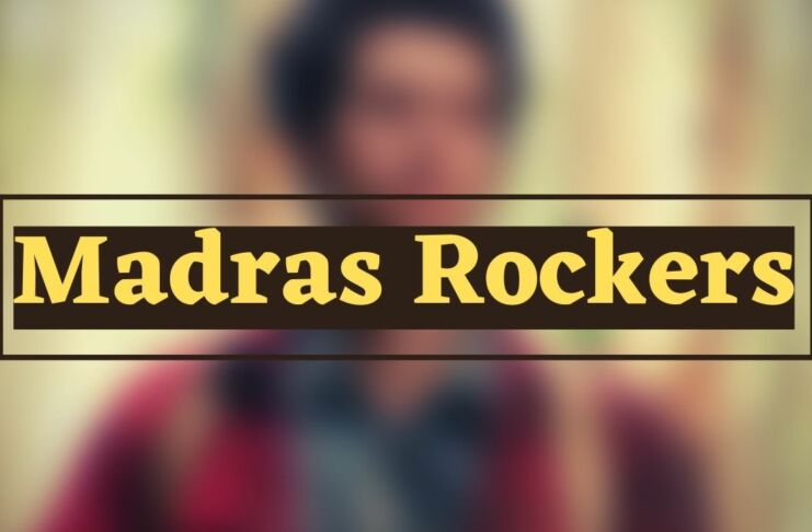 Madras Rockers south movies downloading site cover