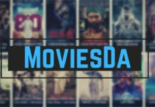 MoviesDa website cover