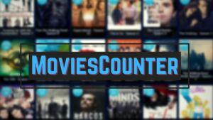 Moviescounter website cover