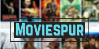Moviespur website cover