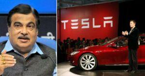 Nitin Gadkari reveals, Tesla Motors coming to India in early 2021