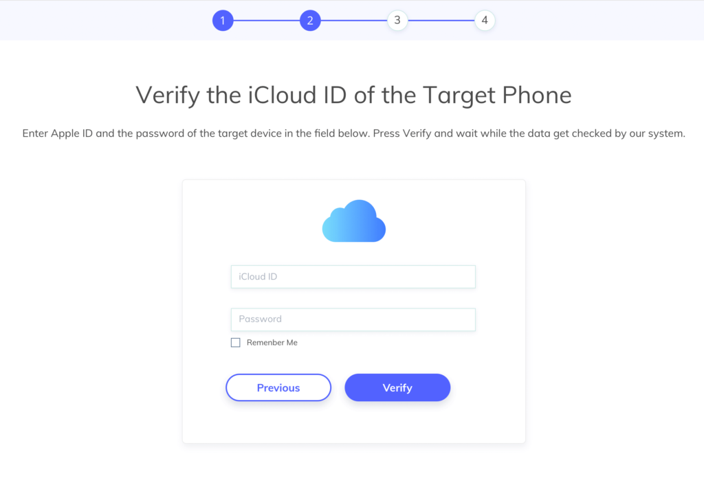 fonemonitor-verify-icloud-id-guide