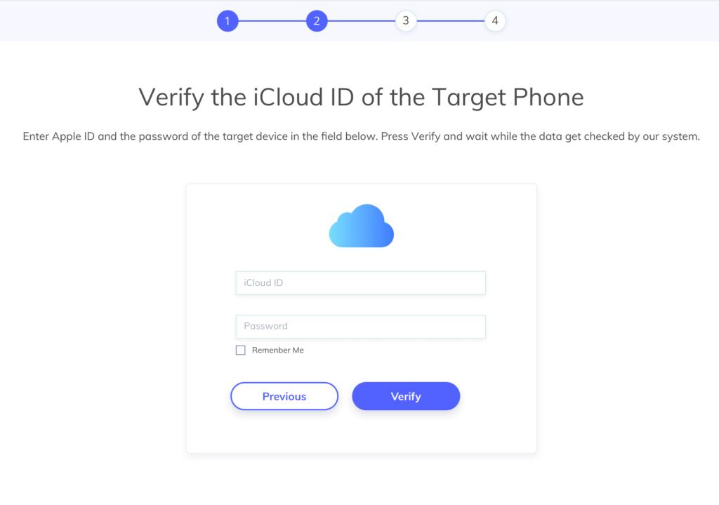 fonemonitor-verify-icloud-id-guide