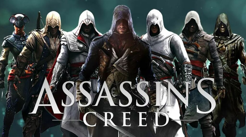 The Assassins Creed Franchise